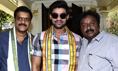 Sriwass-Bellamkonda movie launched