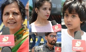 'Bharat Ane Nenu' Imax Theater Coverage