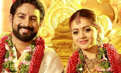 Bhavana gets married, Priyanka's video goes viral