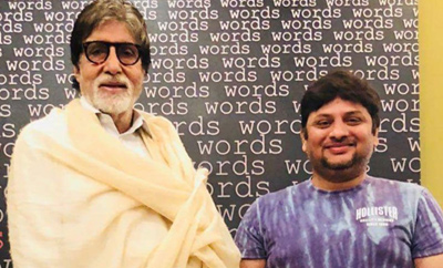 Surender meets Big B ahead of 'Sye Raa' schedule