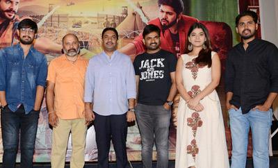 'Bhale Manchi Chowka Beram' Trailer Launch