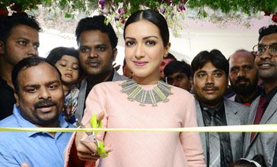 Catherine Launches Eledent Hospital in Kondapur