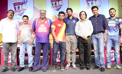 'CCL- T10 Blast' Press Meet