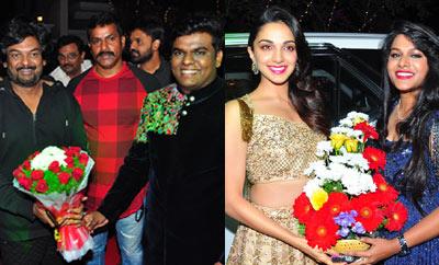 Puri Jagannadh & Kiara Launches Sirisha Reddy Flagship Store
