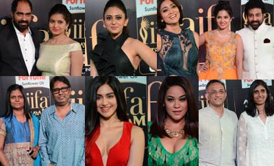 Celebs @ 'IIFA Utsavam' Awards 2017 - Day 2 (Set-2)
