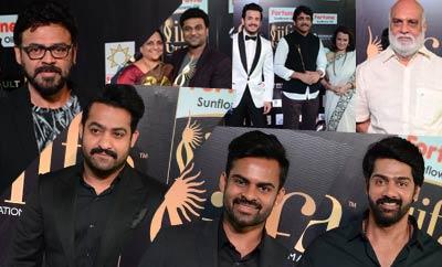 Celebs @ 'IIFA Utsavam' Awards 2017 - Day 2 (Set-1)