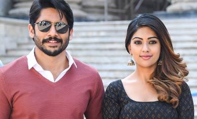 Maruthi-Chaitanya-Anu's film: Who's doing what
