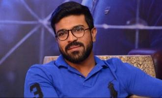 Ram Charan cites Dhanush, Hirani-Aamir duo