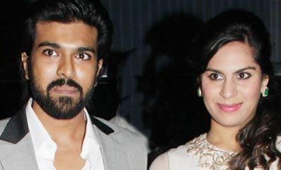 Ram Charan is expectant dad!