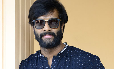 'Garuda Vega' is a special film for me: Charan Deep