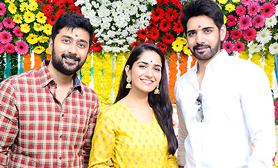 Sushanth-Rahul's 'Chi La Sow' Launched