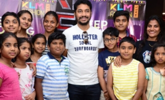 'Naa Peru Surya' Special Show For Children