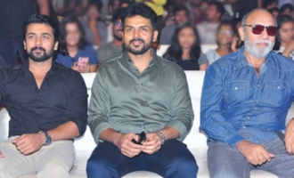 'Chinna Babu' Audio Launch