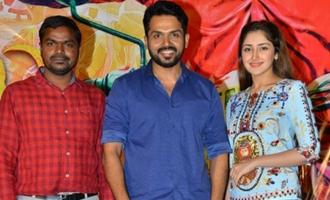 'Chinna Babu' Success Meet