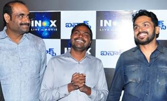 'Chinna Babu' Team Tour @ Kakinada And Rajahmundry