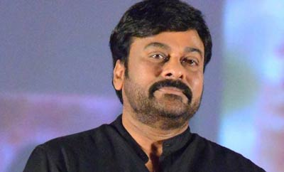 I was apprehensive about my ability: Chiranjeevi