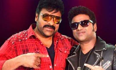 Chiranjeevi to release DSP's promo