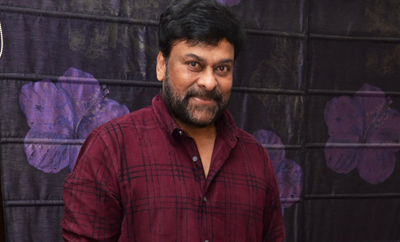 Chiranjeevi made a secret large donation!