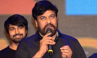 That's what I told Kalyaan Dhev: Chiranjeevi