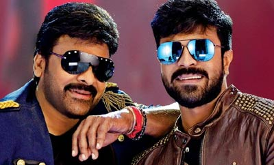 Charan was to do that movie, but Chiranjeevi is doing it