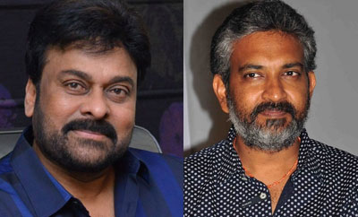 The Rajamouli special on Chiru's birthday