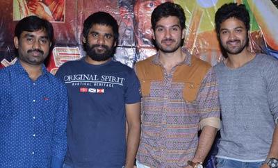 'Cine Mahal' Success Meet