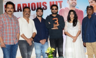 'Chal Mohan Ranga' Success Meet