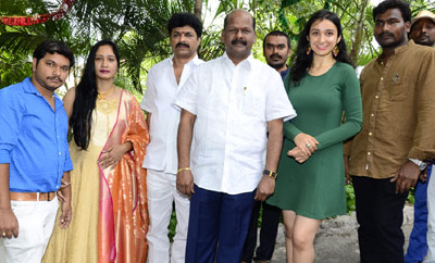 'College Days' Movie Launch
