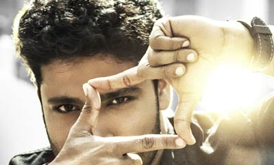 Sukumar releases 'Darshakudu' first look