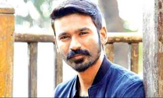 Dhanush injures himself on film sets