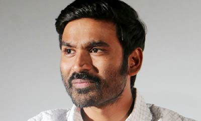 Angry Dhanush miffed with 'stupid interview'