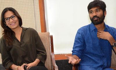 Dhanush & Soundarya on 'VIP-2', nepotism & more