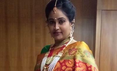Divya Vaani's role in 'Mahanati' revealed