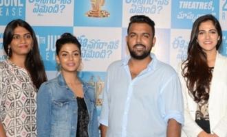 'Ee Nagaraniki Emaindi' Press Meet
