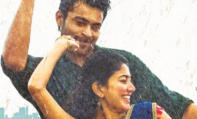 'Fidaa' registered 188% growth