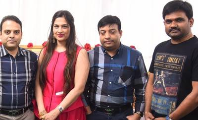 '1st Rank Raju' Movie Launch
