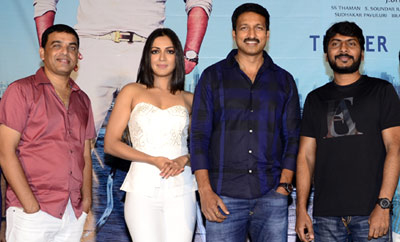 'Gautham Nanda' Trailer Launch
