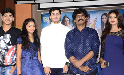 'Gamer' Press Meet