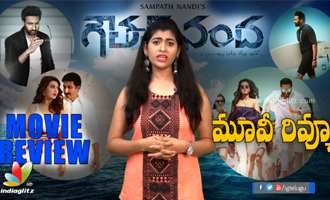'Goutham Nanda' Movie Review