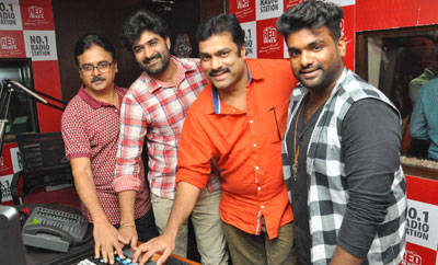 'Good Bad Ugly' Team at Red FM