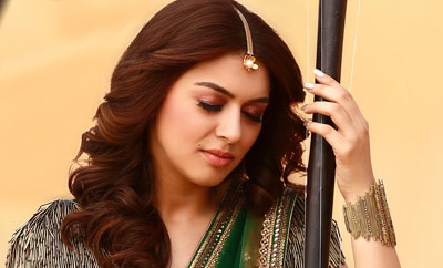 Hansika as 'Spoorthi' in 'Gautham Nanda'