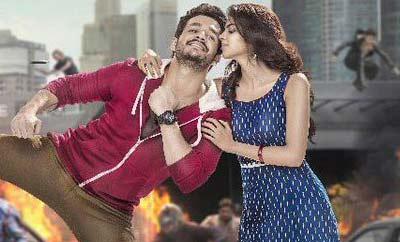 'Hello!' teaser views overwhelms Akhil
