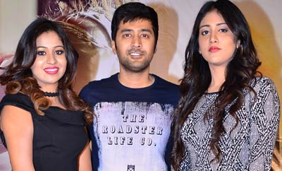 Rahul Ravindran's 'Howrah Bridge' first look launched