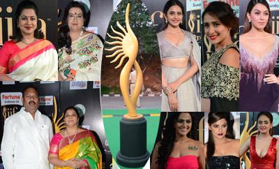 Celebs @ 'IIFA Utsavam' Awards 2017 - Day 1 (Set-2)
