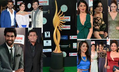 Celebs @ 'IIFA Utsavam' Awards 2017 - Day 1 (Set-1)