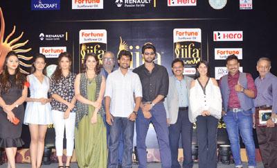 Celebs @ 'IIFA Utsavam' Awards Press Meet