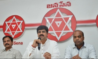 Jana Sena supports protesting MPs, slams TDP, YSRCP