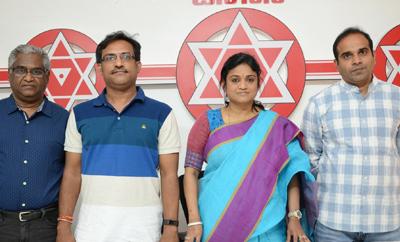 Jana Sena Party Press Meet