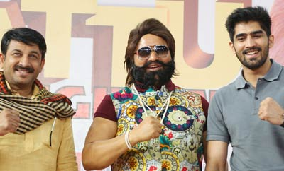 'Jattu Engineer' premiere attracts applause