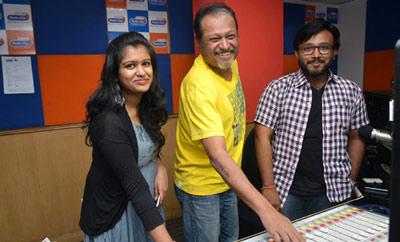 'Jayadev' 4th Song Launch at Radio City